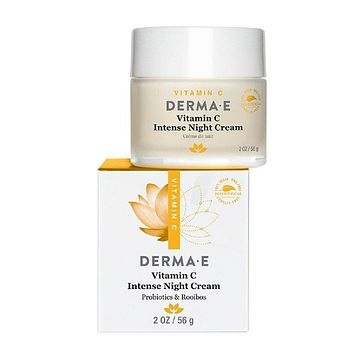 Derma E Vitamin C; Intense Night Cream - 2 oz