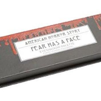 American Horror Story Fear Has A Face Eyeshadow Palette! Includes 12 Eyeshadows Ans One Eyeshadow Brush! Palette Is Inspired By 6 Seasons Of Your Favorite Show! Create So Many Spooky Looks! Beautiful!