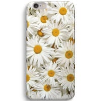Daisy Flower Pattern iPhone 6 Case, iPhone 5S Case