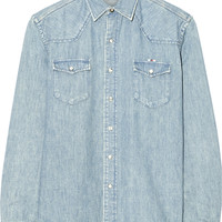 Maison Kitsuné - Denim shirt