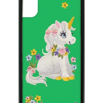 Baby Unicorn iPhone X Case