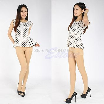 Women Compression Slim Beauty Body Leg Shaper Burn Fat Thin Stocking Pantyhose