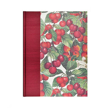 Recipe Book Blank Cherries
