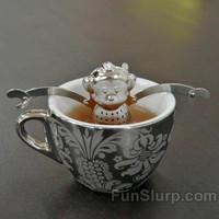 Monkey Tea Infuser | Fun Stocking Stuffers | FunSlurp.com