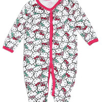 Hello Kitty Newborn Baby's Onesuit