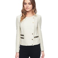 Angel Space Dye Do Space Dye Knit Jacket by Juicy Couture,
