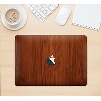 """The Rich Wood Texture Skin Kit for the 12"""" Apple MacBook"""