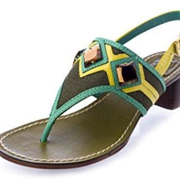 Tory Burch Etta Thong Sandals