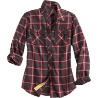 Women's Crosscut Performance Flannel
