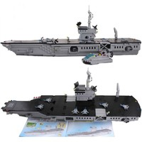 Navy Aircraft Carrier - Military Lego Set