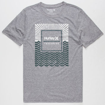 HURLEY Born From Water Mens T-Shirt | Graphic Tees