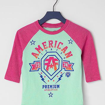 Girls - American Fighter Hanover T-Shirt