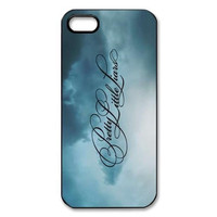 Pretty Little Liars Typography Hard Case Cover For iPhone 4 4s 5 5s 5c 6 6s 6plus 6s plus TVI