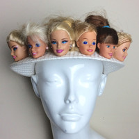 Custom Barbie Visor