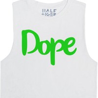 Dope-Female Snow T-Shirt