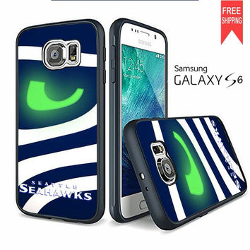 Seattle Seahawks Samsung Galaxy S6 edge Case