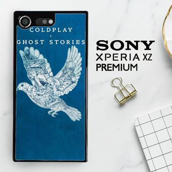 Coldplay Ghost Stories F0857 Sony Xperia XZ Premium Case