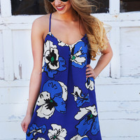 Drive You Crazy Floral Dress