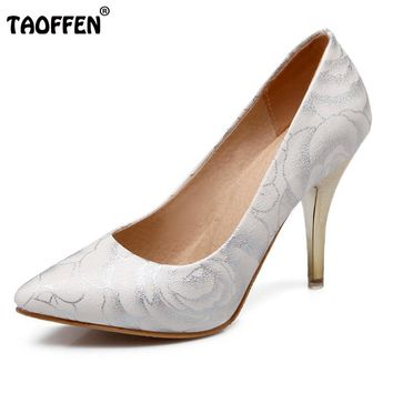 women stiletto high heel shoes pointed toe