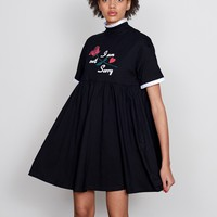 Lazy Oaf Not Sorry Dress - Everything - Categories - Womens