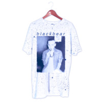 blackbear portrait tee from official blackbear merch