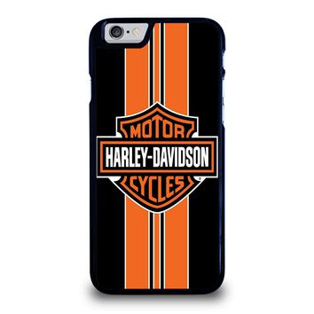 HARLEY DAVIDSON MOTORCYCLES iPhone 6 / 6S Case