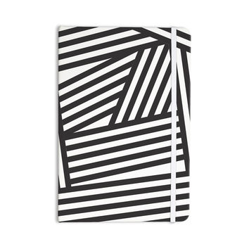 "Louise Machado ""Black Stripes"" Everything Notebook"