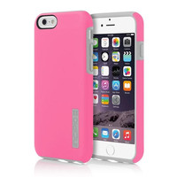 Incipio iPhone 6 Dual PRO Case - Bubblegum Pink / Grey