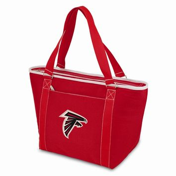 Atlanta Falcons Insulated Red Cooler Tote