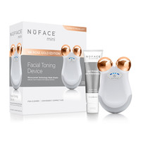 Limited Edition NuFace mini White Rose