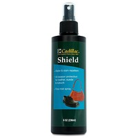 Cadillac Shield Water and Stain Protector Spray - Waterproof and Protect Suede, Leather, Nubuck & More - Great on Shoes, Boots, Jackets, Handbags, Etc