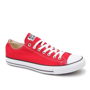 Converse Chuck Taylor Sneaker - Mens Shoes - Red - 1