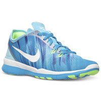 Nike Women's Free 5.0 TR Fit 5 Print Training Sneakers from Finish Line