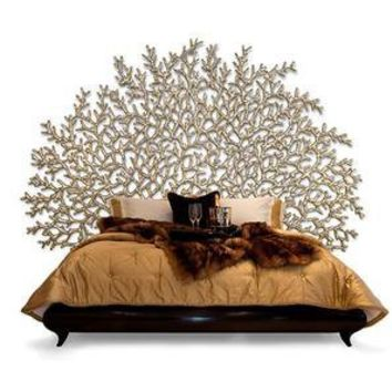 Christopher Guy Handcarved Headboard - Beds - Modenus Catalog