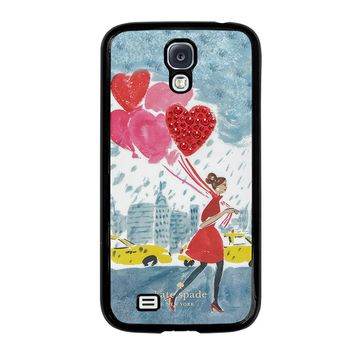 KATE SPADE BALLOON SPARKLE Samsung Galaxy S4 Case Cover