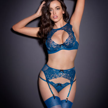 New In by Agent Provocateur - Cassia Suspender