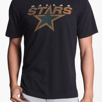 Men's Red Jacket 'Dallas Stars - Brass Tack' T-Shirt