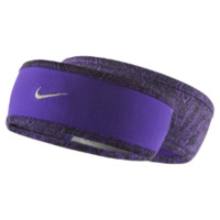 Nike Run CW Reversible Running Headband (Purple)