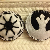 Star Wars Rebel and Original Republic by OnceUponaWineBottle