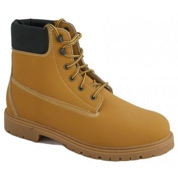 Treath Vegan Timberland Style unisex boot Ethical Wares