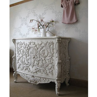 Baroque Carved Cabinet|Drawers & Cabinets|Storage|French Bedroom Company
