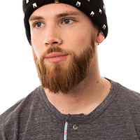 Men's Studded Beanie