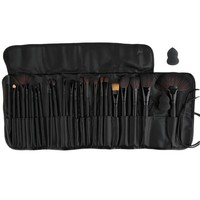Black Wooden Makeup Set 0911-79