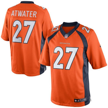 Steve Atwater Denver Broncos Nike Retired Player Limited Jersey – Orange