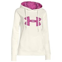 Under Armour Storm Armour Big Logo Applique Hoodie - Women's