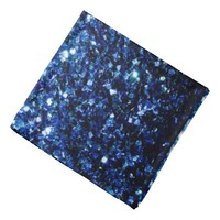 Beautiful Blue sparkles Bandana