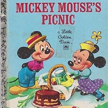 Mickey Mouse's Picnic [Jan 01, 1965] Disney, Walt