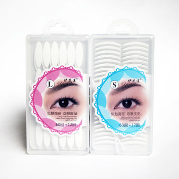 Transparent Double Sided Double Eyelid Tape [8171601159]
