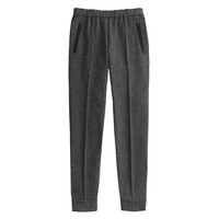 J.Crew Womens Petite Ankle-Zip Pant In Grey