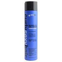 Sexy Hair Concepts Curly Sexy Hair Sulfate-Free Curl Defining Conditioner 10.1 Oz